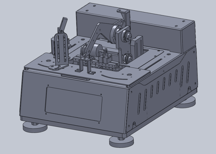 ROTA-01 ,單/雙/三面臥式微量平衡機 , 線上動平衡儀