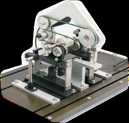 ROTA-5K , 高精密型臥式平衡機