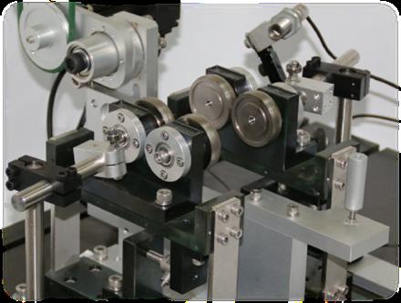 ROTA-5K 高精密型臥式平衡機雙滾輪支撐